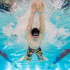 Z-SPEED FULL PRINT LIMITED EDITION- professzionális  fiú száras versenyúszó