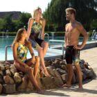 Z-SAFARI - fiú száras úszódressz