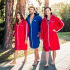 Z-THERMO SPECIAL - melegentartó kabát / piros-fehér