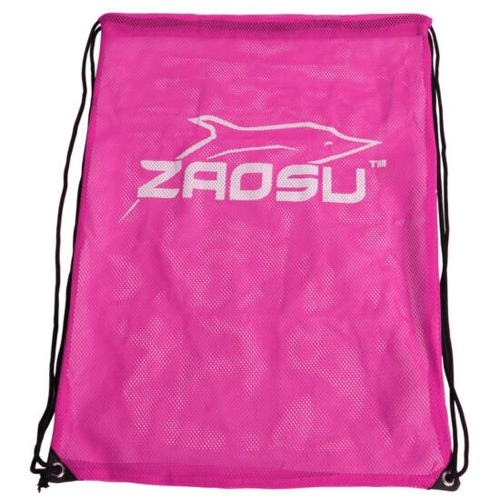 ZAOSU - MESH BAG - PINK - úszózsák