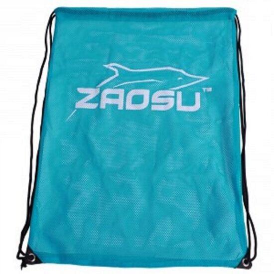 ZAOSU - MESH BAG - TÜRKIZ - úszózsák