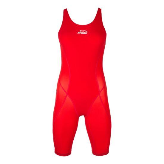 Z-SPEED RED- professzionális lány száras versenyúszó