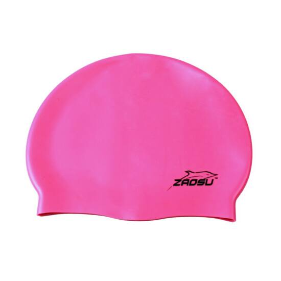 ZAOSU - SWIMMING CAP BASIC PINK - úszósapka